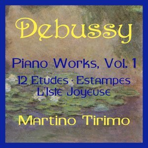 Debussy Piano Works Vol. 1