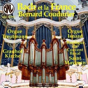 Bach et la France - Orgue historique Treutmann de Grauhof, orgue Isnard de la Basilique  du Couvent Royal de Saint-Maximin