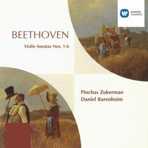 Beethoven: Violin Sonatas 1 - 6