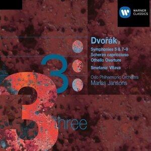 Dvorák: Symphonies 5 & 7-9