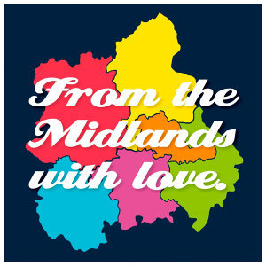 From the Midlands with Love - Single