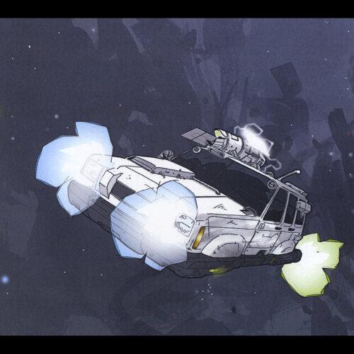 Space Taste Race, Pt. 2