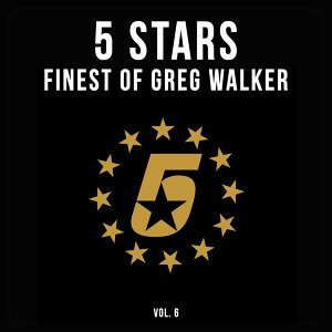 5 Stars - Finest of Greg Walker, Vol. 6