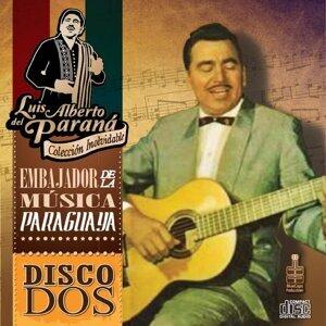 Colección inolvidable, Musica Paraguaya,
