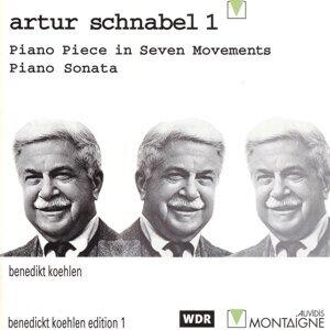 Artur Schnabel: Piano Piece in Seven Movements and Piano Sonata
