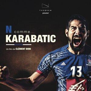 N comme... Karabatic - Clément Brin's Original Motion Picture Soundtrack