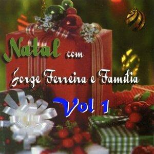 Natal Com Jorge Ferreira e Familia, Vol. 1