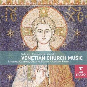 Vienetian Church & Secular Music