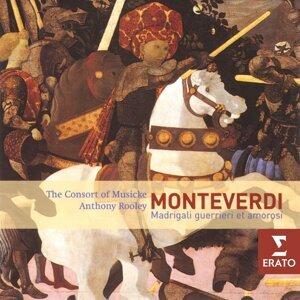 Monteverdi - L`ottavo libro de madrigali 1638