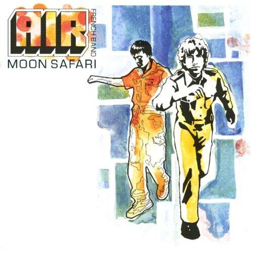 Moon Safari