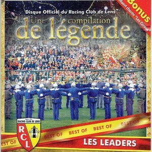 Une compilation de légende - Disque officiel du Racing Club de Lens