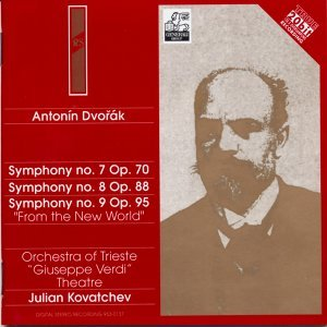Antonín Dvorák : Symphonies n° 7-8-9