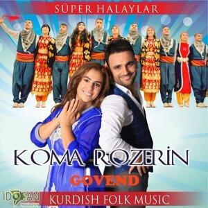 Govend Süper Halaylar - Kurdish Folk Music
