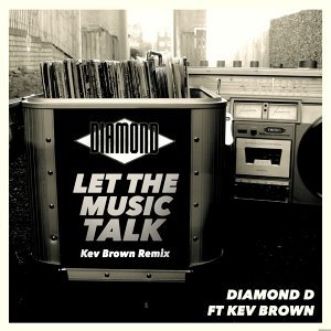 Let the Music Talk (feat. Kev Brown) [Remix]