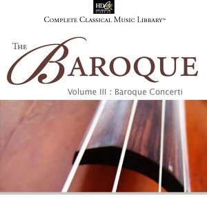The Baroque: Vol. 3: Baroque Concerti: Bach - Concerti For Keyboards
