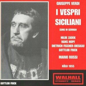 Giuseppe Verdi: I Vespri Siciliani - Köln 1955