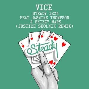 Steady 1234 (feat. Jasmine Thompson & Skizzy Mars) - Justice Skolnik Remix