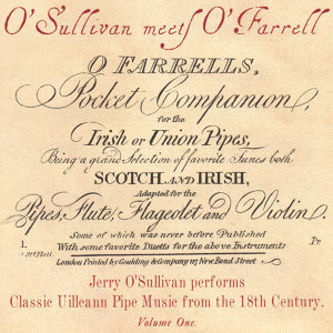 O'Sullivan Meets O'Farrell