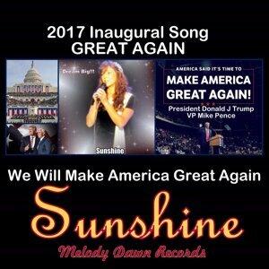 We Will Make America Great Again