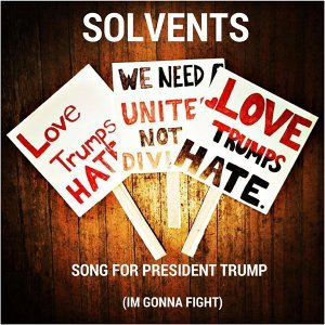 Song for President Trump (Im Gonna Fight)