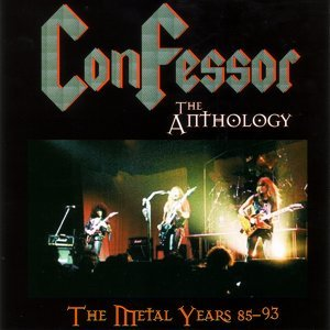The Anthology - The Metal Years 85-93