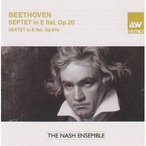Beethoven: Sextet in E Flat; Septet in E Flat