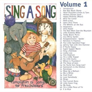Sing a Song, Vol. 1