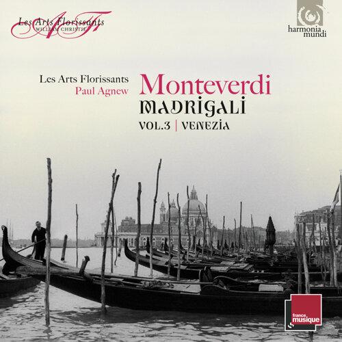 Monteverdi: Madrigali Vol. 3, Venezia - Live