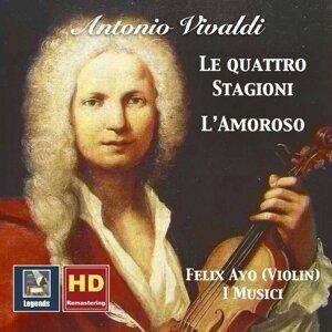 Vivaldi: The Four Seasons & L'amoroso (2017 Digital Remaster)