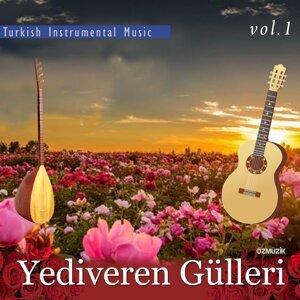 Yediveren Gülleri, Vol. 1 - Turkish Instrumental Music