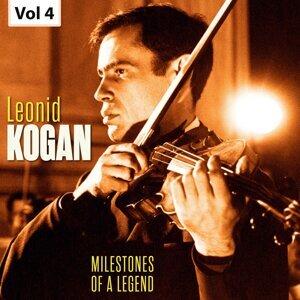 Milestones of a Legend - Leonid Kogan, Vol. 4