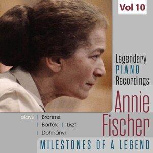 Legendary Piano Recordings - Annie Fischer, Vol. 10