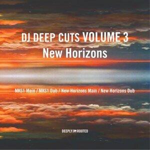 Cuts, Vol. 3 - New Horizons