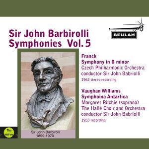Sir John Barbirolli Symphonies, Vol. 5