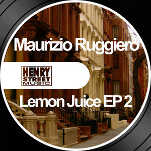 Lemon Juice EP 2