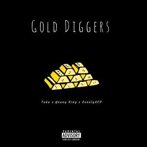Gold Diggers (feat. Young King & LonelyXCV)