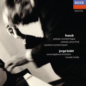 Franck: Prelude, Choral & Fugue; Prelude, Aria & Finale