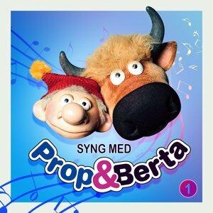 Syng Med Prop Og Berta 1