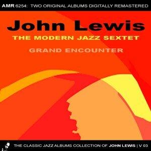 The Classic Jazz Albums Collection of John Lewis, Volume 3: Modern Jazz Sextet & Grand Encounter