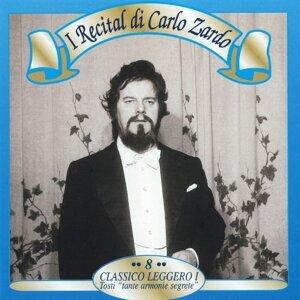I recital di Carlo Zardo, Vol. 8 - Classico leggero I: 'Tante armonie segrete'