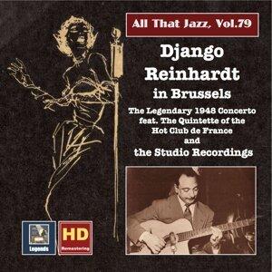 All That Jazz, Vol. 79: Django Reinhardt in Brussels – The 1948 Concerto & The Studio Recordings