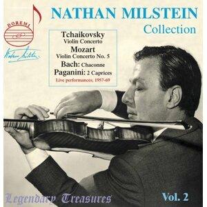 Nathan Milstein Live, Vol. 2