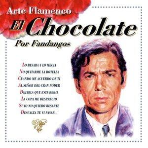 Arte Flamenco : El Chocolate - Por Fandangos