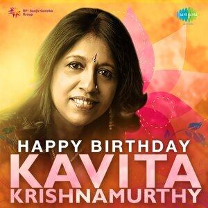 Happy Birthday Kavita Krishnamurthy
