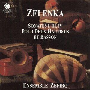 Zelenka: Sonates Nos 1, 3 & 4