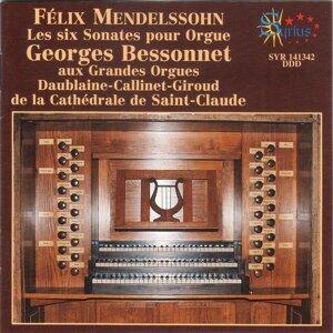 Mendelssohn: Les six sonates pour orgue