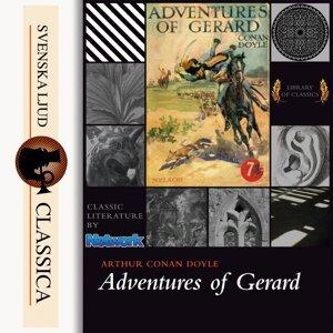 Adventures of Gerard - unabridged
