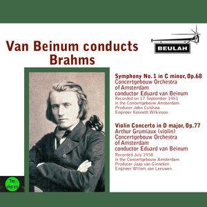 Van Beinum Conducts Brahms