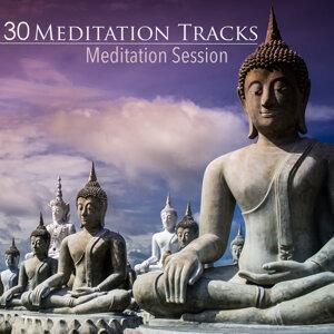 30 Meditation Tracks - Meditation Session for Mindfulness, Yoga, Sleep, Relaxation and Study