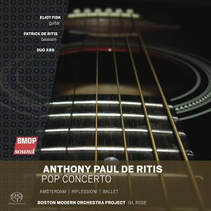 Anthony Paul De Ritis: Pop Concerto